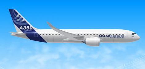 Аэробус Airbus A-350