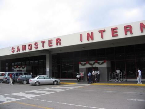 Аэропорт Ямайки