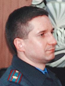 Денис Евсюков в подшефном приюте