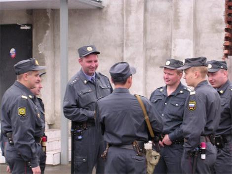 Милиция или Полиция?