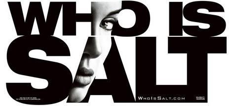 Постер фильма Солт